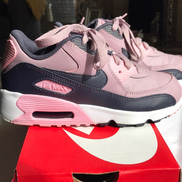 Nike Shoes | Girls Nike Air Max Size 2